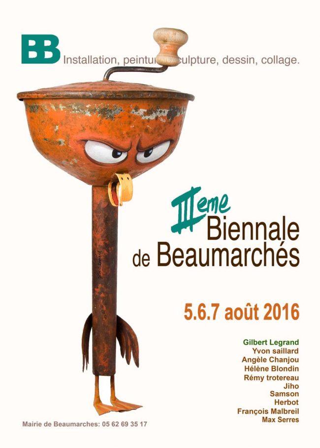 3ème Biennale de Beaumarchés