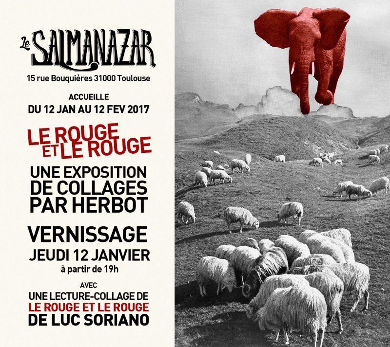 Salmanazar Rouge